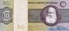 10 Крузейро выпуска 1980 года, Бразилия. Подробнее...