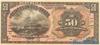 50 Мильрейсов выпуска 1908 года, Бразилия. Подробнее...