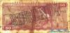 50 Франков выпуска 1964 года, Бурунди. Подробнее...