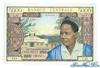 5000 Франков выпуска 1962 года, Камерун. Подробнее...