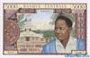 5000 Франков выпуска 1922 года, Камерун. Подробнее...