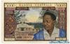 5000 Франков выпуска 1961 года, Камерун. Подробнее...