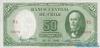 50 Песо выпуска 1946 года, Чили. Подробнее...