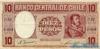 10 Песо выпуска 1947 года, Чили. Подробнее...