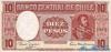 1 Сентесимо - 10 Песо выпуска 1960 года, Чили. Подробнее...