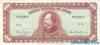 10 Эскудо - 10000 Песо выпуска 1960 года, Чили. Подробнее...