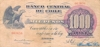 1000 Песо - 100 Кондоров выпуска 1928 года, Чили. Подробнее...