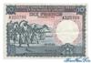 10 Франков выпуска 1952 года, Конго (Бельгийское Конго). Подробнее...