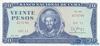20 Песо выпуска 1990 года, Куба. Подробнее...