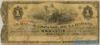 1 Песо выпуска 1872 года, Куба. Подробнее...