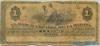 1 Песо выпуска 1883 года, Куба. Подробнее...