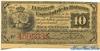 10 Сентаво выпуска 1883 года, Куба. Подробнее...