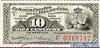 10 Сентаво выпуска 1897 года, Куба. Подробнее...
