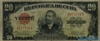 20 Песо выпуска 1936 года, Куба. Подробнее...