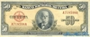 50 Песо выпуска 1950 года, Куба. Подробнее...