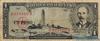 1 Песо выпуска 1956 года, Куба. Подробнее...