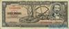 10 Песо выпуска 1956 года, Куба. Подробнее...