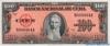 100 Песо выпуска 1959 года, Куба. Подробнее...
