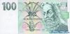 100 Крон выпуска 1995 года, Чехия. Подробнее...