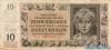 10 Крон выпуска 1942 года, Чехия (Богемия). Подробнее...