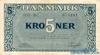 5 Крон выпуска 1950 года, Дания. Подробнее...