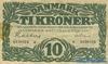 10 Крон выпуска 1947 года, Дания. Подробнее...