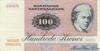 100 Крон выпуска 1987 года, Дания. Подробнее...