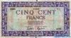 500 Франков выпуска 1945 года, Джибути. Подробнее...
