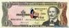 1 Песо выпуска 1994 года, Доминиканская Республика. Подробнее...