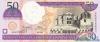 50 Песо выпуска 2000 года, Доминиканская Республика. Подробнее...