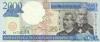2000 Песо выпуска 2000 года, Доминиканская Республика. Подробнее...
