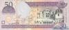 50 Песо Оро выпуска 2002 года, Доминиканская Республика. Подробнее...
