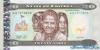 20 Накфа выпуска 1997 года, Эритрея. Подробнее...