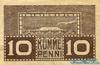 10 Пенни выпуска 1919 года, Эстония. Подробнее...