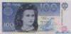 100 Крон выпуска 1991 года, Эстония. Подробнее...