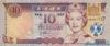 10 Долларов выпуска 2002 года, Фиджи. Подробнее...