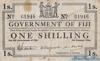 1 Шиллинг выпуска 1942 года, Фиджи. Подробнее...