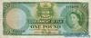 1 Фунт выпуска 1954 года, Фиджи. Подробнее...