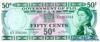 50 Центов выпуска 1968 года, Фиджи. Подробнее...