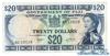 20 Долларов выпуска 1968 года, Фиджи. Подробнее...