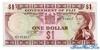 1 Доллар выпуска 1971 года, Фиджи. Подробнее...