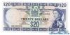 20 Долларов выпуска 1974 года, Фиджи. Подробнее...