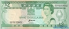 2 Доллара выпуска 1995 года, Фиджи. Подробнее...