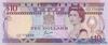 10 Долларов выпуска 1989 года, Фиджи. Подробнее...
