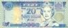 20 Долларов выпуска 1996 года, Фиджи. Подробнее...