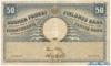 50 Марок выпуска 1909 года, Финляндия. Подробнее...