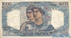 1000 Франков выпуска 1953 года, Франция. Подробнее...