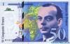 50 Франков выпуска 1994 года, Франция. Подробнее...