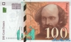 100 Франков выпуска 1998 года, Франция. Подробнее...