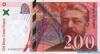 200 Франков выпуска 1997 года, Франция. Подробнее...